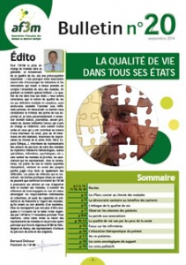 Bulletin AF3M n°20 septembre 2014