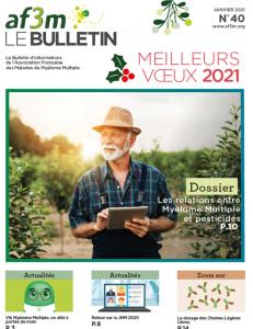 Bulletin AF3M n°40 janvier 2021