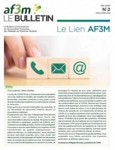Le Lien AF3M n°2 - mai 2020