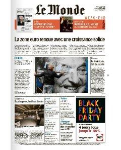 Le Monde - Grand Angle - 24 nov 2017