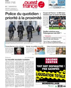 Ouest France - Normandie - 9 fév 18
