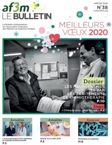 Bulletin AF3M n°38 janvier 2020
