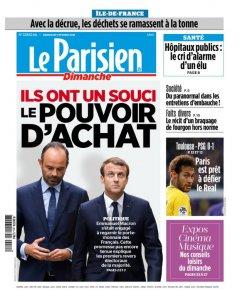 Parisien Ile de France - 11 février 2018