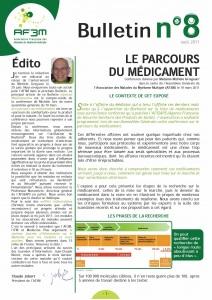 Bulletin AF3M n°8 août 2011