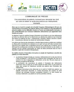 CP Manifeste inter-associatif