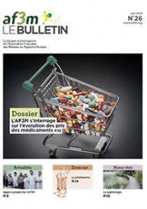 Bulletin AF3M n°26 juin 2016