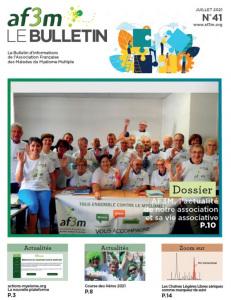 Bulletin AF3M n°41 juillet 2021