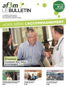 Bulletin AF3M n°27 septembre 2016