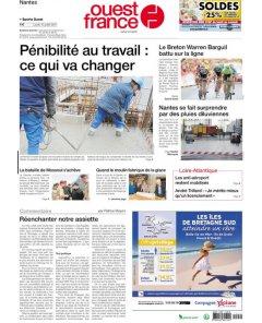Ouest France - 10 juillet 2018