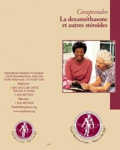IMF12-Comprendre La Dexaméthasone et autres stéroïdes