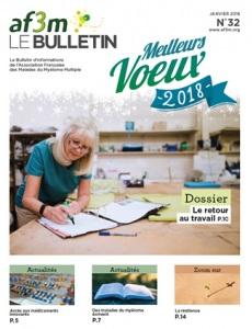 Bulletin AF3M n°32 janvier 2018