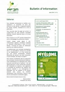 Bulletin AF3M n°6 août 2010