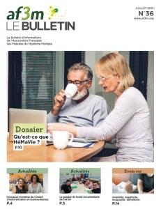 Bulletin AF3M n°36 juillet 2019