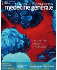 Revue du Praticien - Médecine Générale - 1 décembre 2017
