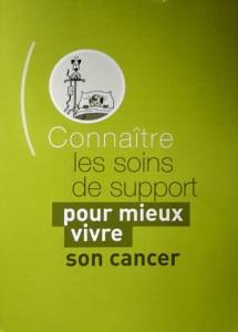 """DOC04-""""Connaître les soins de support pour mieux vivre son cancer"""""""