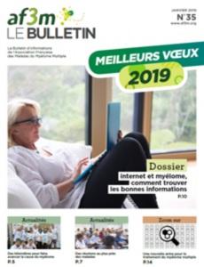 Bulletin AF3M n°35 janvier 2019
