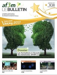 Bulletin AF3M n°28 janvier 2017