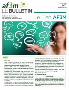 Le Lien AF3M n°1 - avril 2020