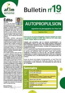 Bulletin AF3M n°19 août 2014