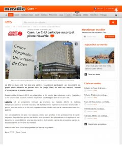 Caen.MaVille.com - 9 février 2018