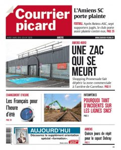 Courrier Picard - 05 mars 2019