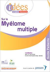"""DOC03-Guide """"Idées vraies/fausses sur le myélome"""""""