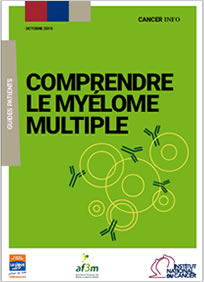 DOC01 - Guide INCa « Comprendre le myélome multiple »