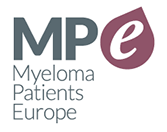 Logo Myeloma Patients Europe (MPe)